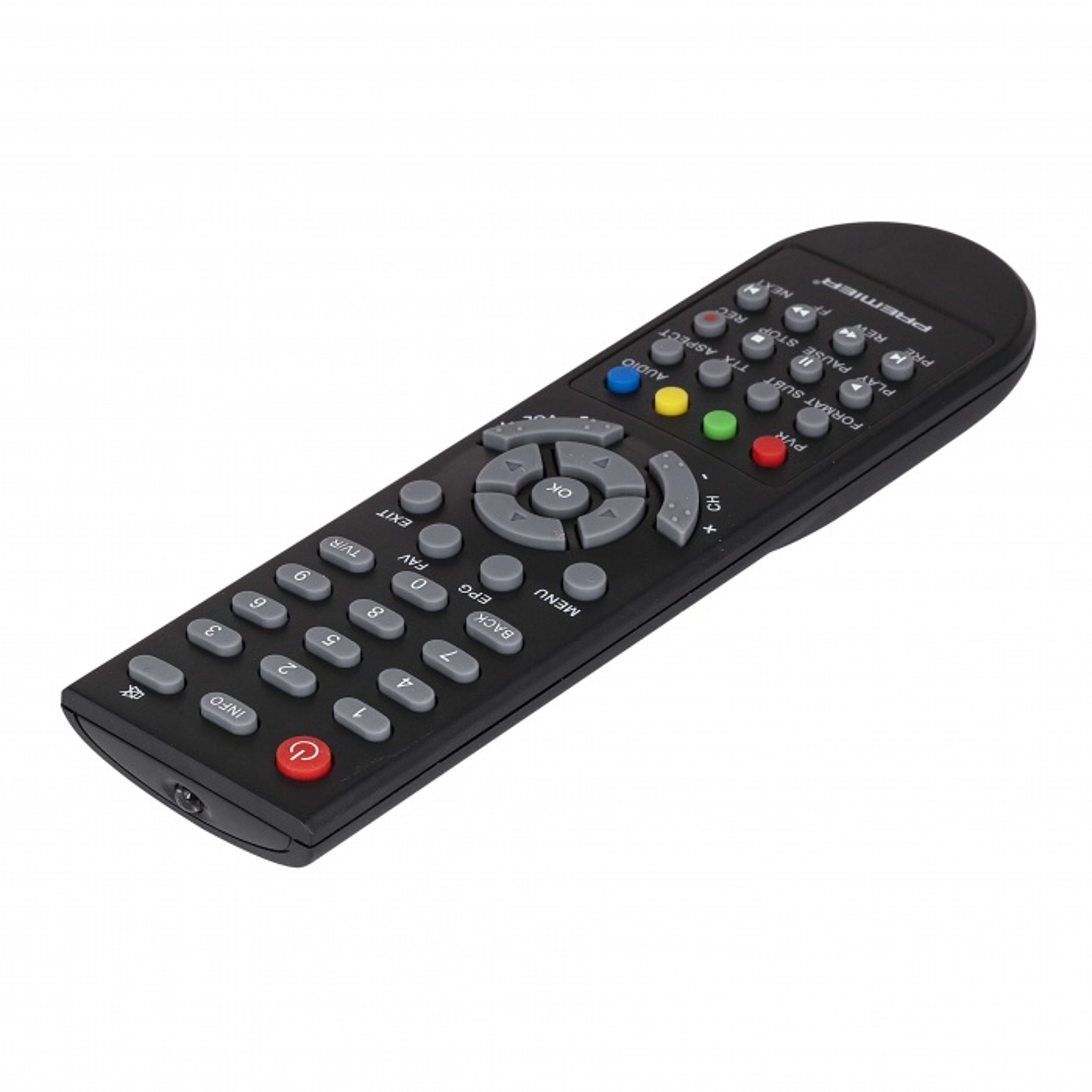 PRS 19010 Full HD Kasalı Uydu Alıcısı Receiver