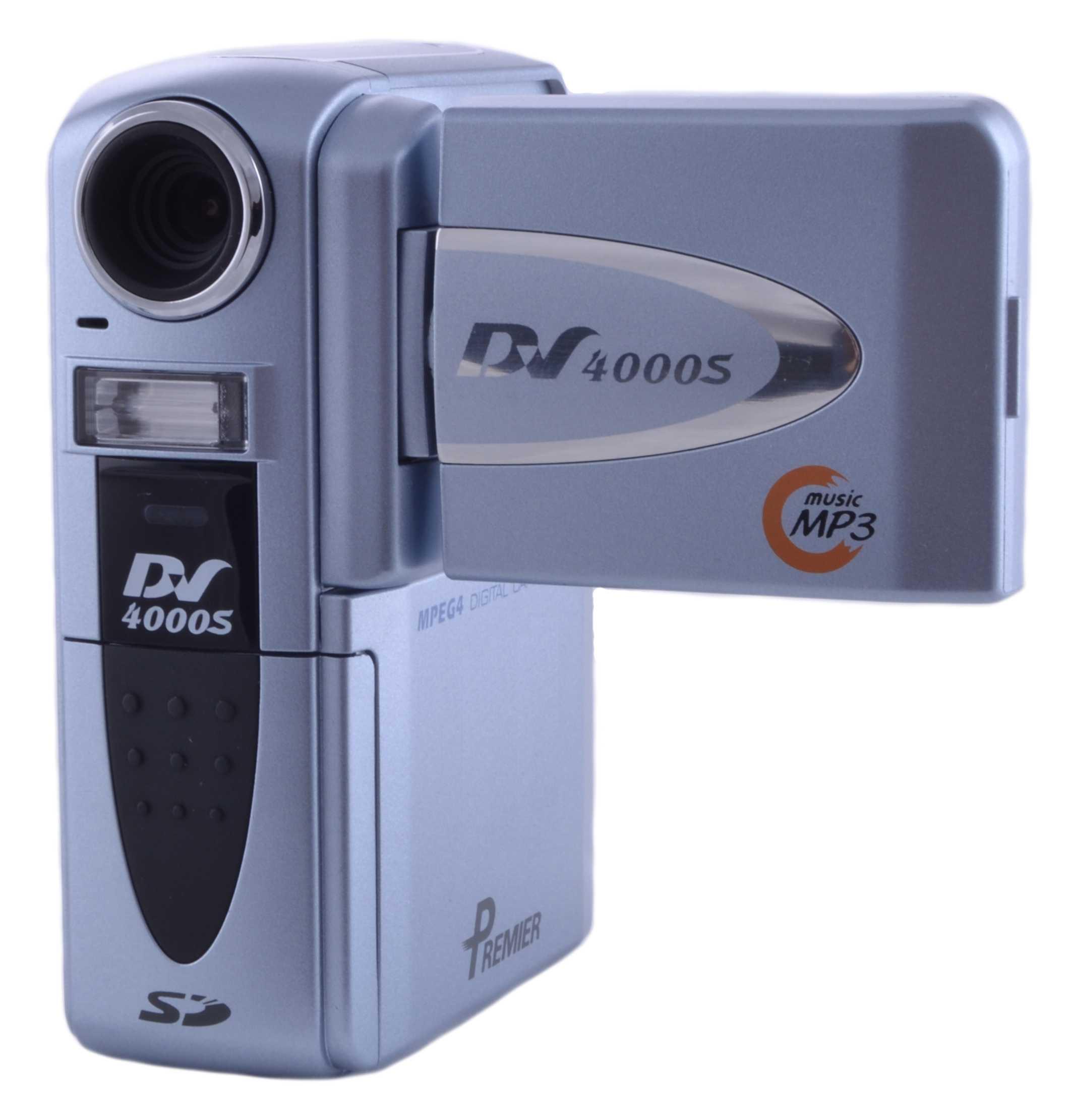 Dv 4000S Dijital Video Kamera